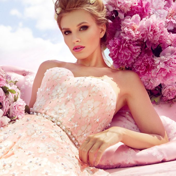 Одену платье и к тебе выйду